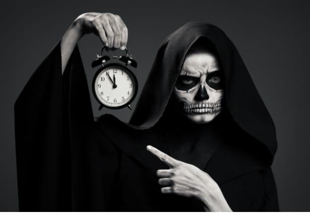frases que antecedem a morte